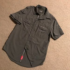 Men's Craghoppers NosLlife Short Sleeve Shirt